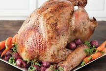 Thanksgiving / Mouth watering dishes sure to please your friends and family this holiday!