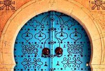 Doors, Windows, Hardware / Doors and windows , antique doors and windows, antique door knobs, antique hardware, old hardware, old doors, portes, portals, door knockers