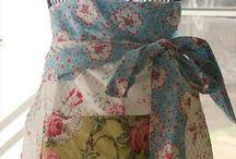 Aprons / Aprons, vintage aprons