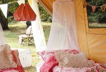 Tantalizing Tents / Tantalizing Tents