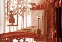 ArTBox / Diorama's, art boxes, art