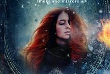 The Burning Chaos (Smoke and Mirrors 2) / The sequel to The Fading Dusk  Amazon: http://smarturl.it/kgfjyl Barnes and Noble: http://smarturl.it/vt1xa8