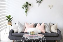 Lounge | Living room / Styling inspiration for your lounge/living room