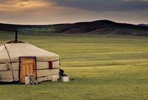 Yurts Accommodation