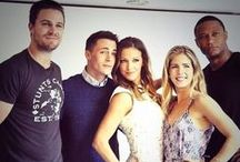 Arrow cast Flash cast