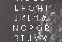 Tipografia // Lettering