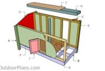 Deer Blind Plans / Easy to follow deer blind plans, along with step by step instructions. Detailed diagrams and many tips for building a sturdy and durable deer stand box or duck blind.