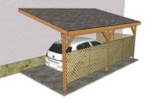 How to build a carport / Easy to follow plans and instructions for building a carport. Learn how to build a carport, a double carport of even a garage using our free plans. All diy projects come with a cut list and with detailed instructions.