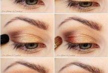 Maquillage/Make up / Nous partageons avec vous les secrets du maquillage, les bons usages et les astuces pour se sublimer.