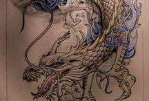 Tattoos / ... i like