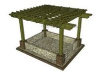 Free Pergola Plans / Easy to follow plans for your to build a pergola - Free building plans