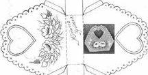 pergamen: dobozok+ minta