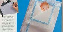 pergamen: baba érk., születésnap+ minta