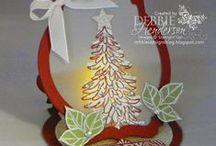 dekoráció: képeslapok