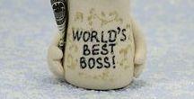 Boss gift / Happy Boss's Day Funny, Gift for Boss, Worlds Best Boss, Office Gifts, Custom Gifts for Men, Coworker Gift, Manager, Entrepreneur