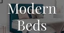Modern Beds / Modern and Stylish Beds