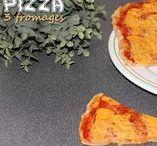 C'est l'heure de l'apéro ! > Jeu-concours / Quelle est votre recette favorite de Cake salé ou de Pizza ?