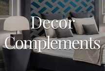 COLUNEX Decor Complements / DECOR COMPLEMENTS that enhance your SLEEP