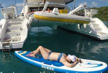 SUP Travel / Stand up paddle boarding vacations in exotic destinations. Small group adventure travel with your SUP.