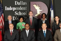 Dallas ISD Board of Trustees / The Board of Trustees establishes the policies by which schools operate. In carrying out the task of setting policy, the board identifies needs and establishes priorities for the school system, allocates financial and human resources among the priority areas, and evaluates school performance.