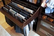 Clever Storage Ideas / From home to garden to office great ideas for storage