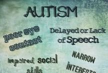 Autism/Aspergers / by Inspirational Mental Health