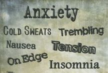 Anxiety/Panic Attacks / by Inspirational Mental Health