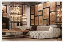 Interiors / by Cheryl Khan