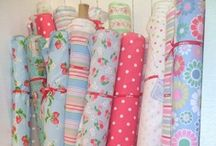 I can call you Cathy, can't I? / London has given me many gifts.  And Cath Kidston designs is one of them.