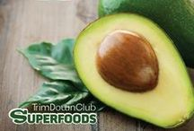 Superfoods / See the latest information on the superfoods to give you the greatest advantage for your health goals!