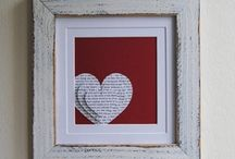 Wedding Gift Ideas / Handmade gifts are the best!