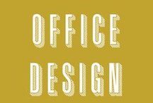 Office Design / Creative small space design for the new 237 M+W office.