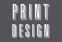 Print Design / Heart, heart, heart these.
