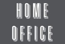 Home Office / Because your work will inevitably follow you home.