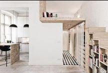 Idées Petits espaces / Tiny spaces ideas