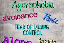 Agoraphobia / by Inspirational Mental Health