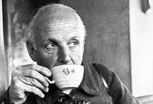 Henry Cartier Bresson / Le fotografie possono raggiungere l'eternità attraverso il momento. Henri Cartier-Bresson