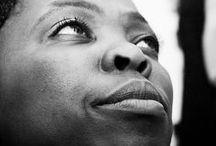"""Zanele Muholi / Odio il termine """"normale"""" riferito a un essere vivente, non ho mai capito chi abbia deciso che cosa non lo sia. Barbara Goti da Rosso il marchio del male"""