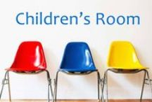 Kid's Room Art / Art makes you (and your children) smart...it's just a fact. read about it here: http://buff.ly/1nPWp0K
