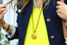 Mode en couleur / Colorfull fashion