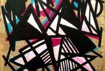 """Street Art /  """"urban art"""", """"guerrilla art"""", """"post-graffiti"""" and """"neo-graffiti"""""""