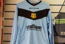 Football Kits @ Stadium / garment printing.....