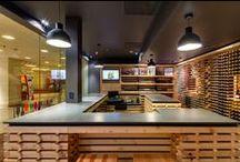 Retail café & restaurant