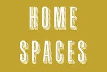 Home Spaces / You live in your home, why not make it nice-looking?  (Or just drool over other people's nice-looking homes...)