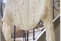 Crochet Bolero/Shrug