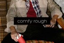 / Comfy Rough / / Collection Fall / Winter 2014 Amy Gee