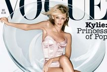 Vogue Magazine / Covers.Worldwide Editions of the Magazine / by Byron Bowe