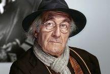 René Burri /  (Zurigo, 9 aprile 1933 – Zurigo, 20 ottobre 2014)   Ad un giovane fotografo direi di essere curioso.(R.B)
