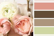 Color Inspirations / Colour inspirations for art, craft, home decor and more...