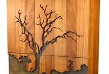 Beautiful and unique Woodworking / Here you can find anything what is wood! Very great talent people works! Enjoy my collection! :)